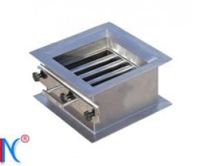 Thùng lọc tách sắt một tầng vệ sinh nhanh
